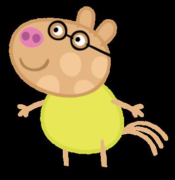 pedro pony peppa pig fanon wiki fandom powered by wikia
