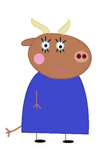 Mrs. Wildebeest