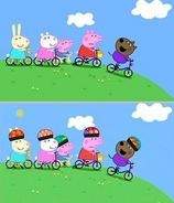 Bicycles Peppa Pig Wiki Fandom Powered By Wikia