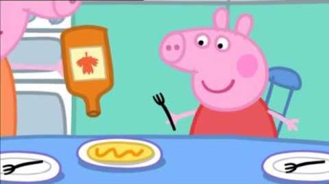 Peppa Pig Series 1 Episode 23 Pancakes-1