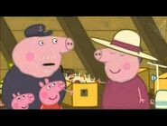Granny and grampa pig one