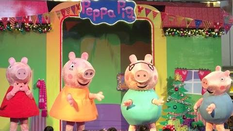 Peppa Pig - Peppa's Christmas Surprise