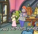 Single Unemployed Mother