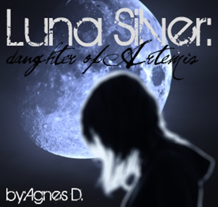 Luna Silver Cover!