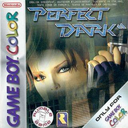 PerfectDarkGBC EU Cover