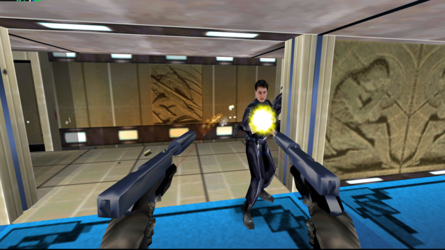 File:Perfect Dark Weapons - Falcon 2 (Silencer) (1).png