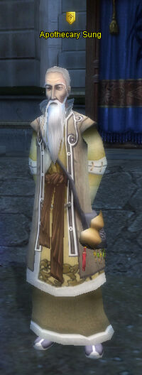 Apothecary Sung image