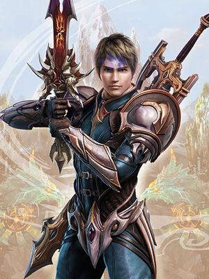 Seeker Trainer War Avatar