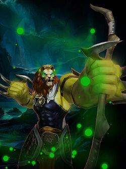 Demonic Feligar War Avatar
