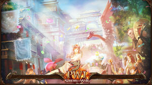 Sirens of War loading screen