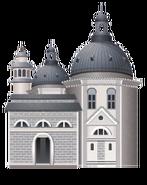 Venetian Basilica Decal