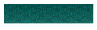 Teal thick pile carpet floor extender