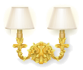 File:Gold rococo wall lamp.png