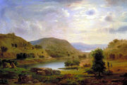 RobertDuncanson-Valley Pasture 1857