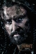 TBOTFA Thorin Poster