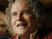 Ian Holm as Old Bilbo BOTFA