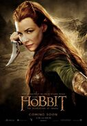 Tauriel poster