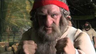 THE HOBBIT THE DESOLATION OF SMAUG, Production Diary 11