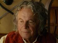 Ian Holm as Old Bilbo