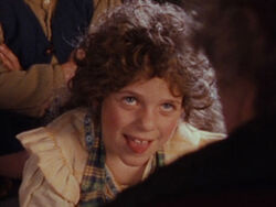 Unknown Extra 28 as Cute Hobbit Child