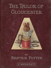 200px-The Tailor of Gloucester first edition cover