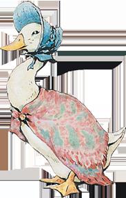 Jemima Puddle Duck