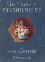 200px-The Tale of Mrs Tittlemouse first edition cover