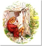 Beatrix-potter-the-tale-of-mr-jeremy-fisher-1906-jeremy-reads-paper--2