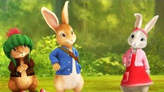 Peter Rabbit - Full English Game Episodes for Children - Nutkin's Nut Catch!