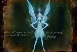 Normal Tinkerbell by Brian Froud