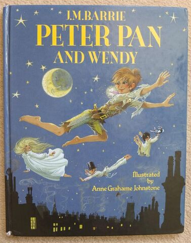 File:Peterpancover Illustrated by Anne Grahame Johnstone.jpg