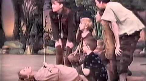 Peter Pan (1960) musical