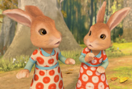 Flopsy And Mopsy Rabbit Peter Rabbit's Sister's Nick Jr.