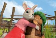Lily-Bobtail-Hugging-Benjamin-Bunny-On-Peter-Rabbit