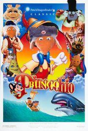 Bungo (Pinocchio) Poster