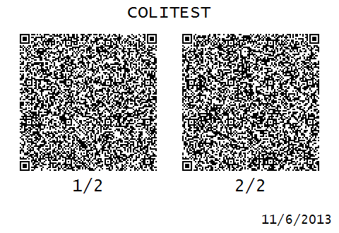 Colitest