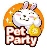 Pet party logo 1