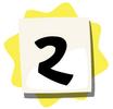 2 sticker