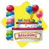 Carnival Balloon Stall