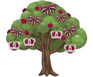Royal Wedding Tree