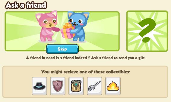 Step 4 - Ask a friend