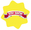 Toy shop storefront banner