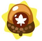 Autumn faerie mystery egg