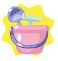 Pink Bucket