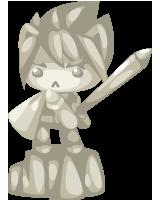 Collaborative-warrior-magic-statue