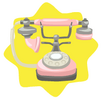 Princess telephone