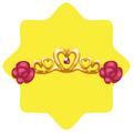 Sugar plum fairy tiara