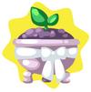 Mystery corsage pot