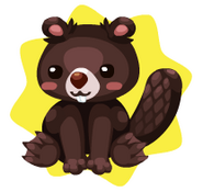 Clever Beaver Plushie