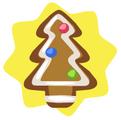 Baubel tree ornament
